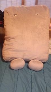 ぬりかべ枕