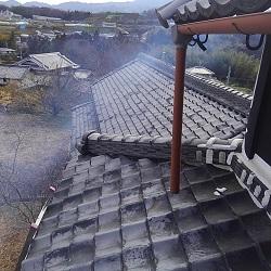 2016.3.21奈良県の屋根