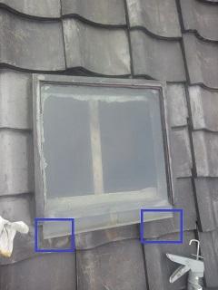 旧仕様天窓