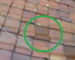 桟瓦土痩せ逆勾配化型雨漏り