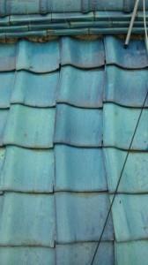 大正区での瓦屋根修理