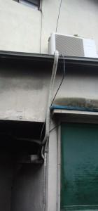 大阪府・岸和田市トタン屋根雨漏り修理