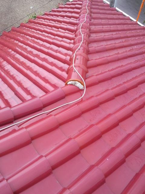 大阪府・和泉市の屋根修理