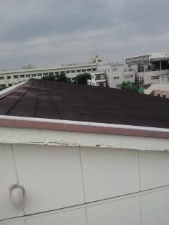 堺市堺区の雨漏り修理調査