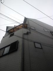 コロニアル 屋根 2013年3月28日