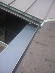 京都府での瓦屋根修理調査