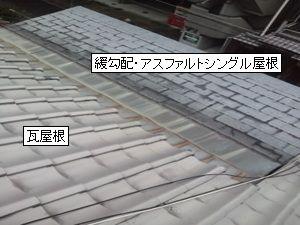 全水量垂れ流し雨漏り・大阪府