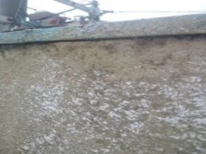 垂れ不足雨漏り