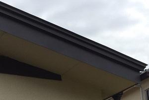 ボロボロになった屋根を修理しました