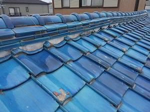 高槻市にて屋根修理診断を頂きました。