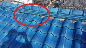堺市の屋根修理診断