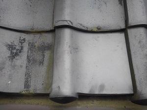 高槻市で台風被害の修理を致しました