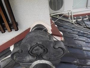 池田市へと屋根のメンテナンスへ