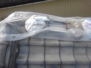 堺市で二軒同時の修理調査