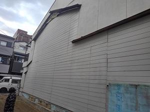 守口市の外壁調査