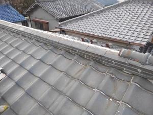 尼崎市で雨漏り修理