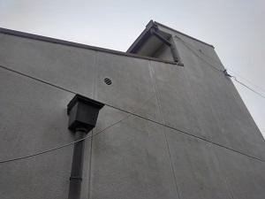 堺市南区での雨漏り調査