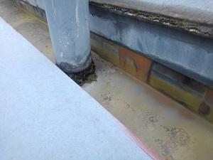 西宮市の雨漏り修理