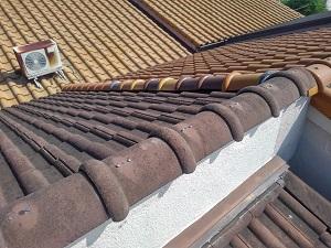 その場で修理高槻市の屋根