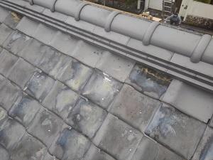 豊中市の瓦屋根修理・屋根修理
