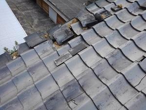 守口市の雨漏り修理・屋根修理