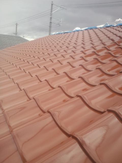 平板瓦や日本瓦の葺き替え工事