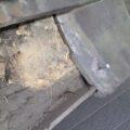 シリコンを使った瓦屋根雨漏り修理工事
