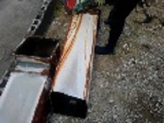堺市のダクト屋根修理工事