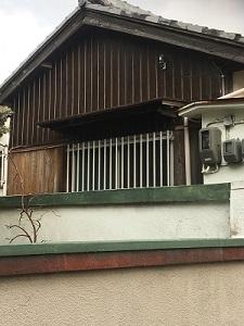 大阪府での外壁雨漏り修理