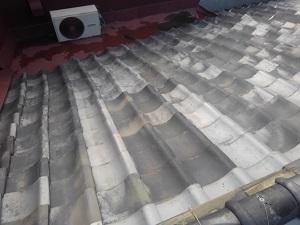 大阪府の瓦屋根修理工事