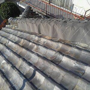 大阪府の雨漏り修理工事