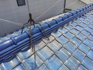 大阪府枚方市の屋根修理工事