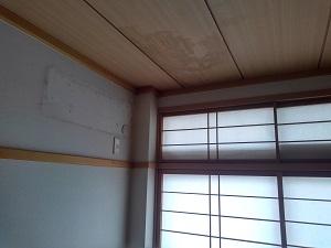 城東区の雨漏り修理・屋根修理