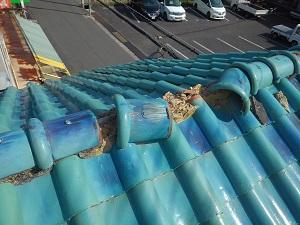 岸和田市・屋根修理
