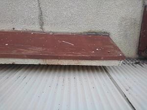 兵庫県西宮市の雨漏り調査