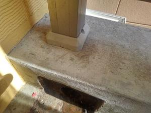 大阪市東淀川区の雨漏り調査
