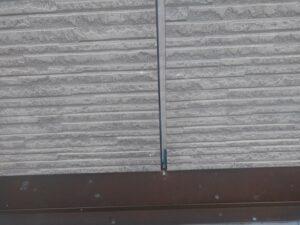 阪南市の壁面雨漏りの原因