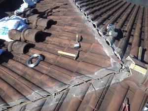 芦屋・岸和田・堺で屋根雨漏り修理と調査